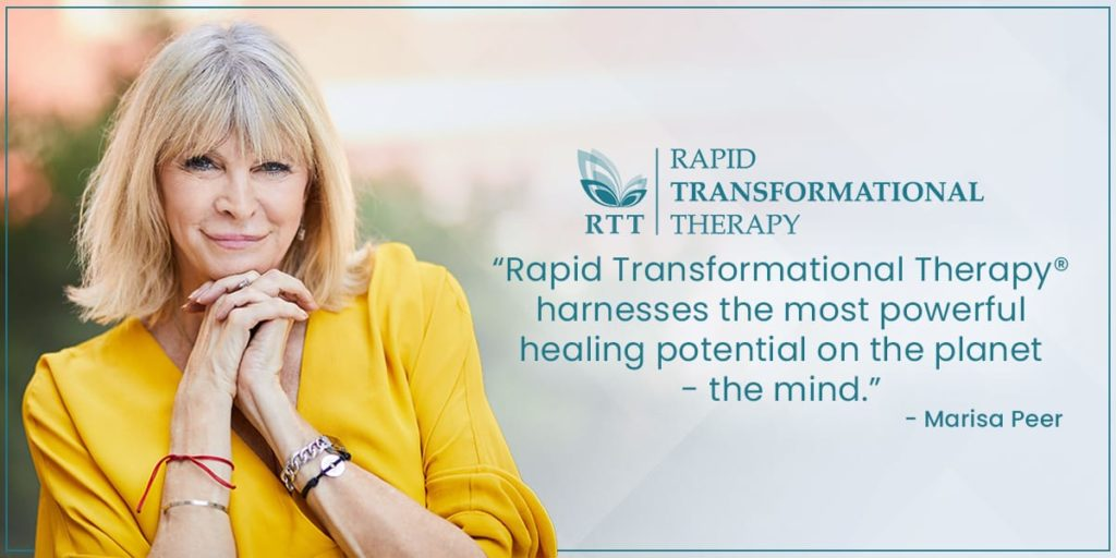 Rapid Transformational Therapy Marisa Peer quotes